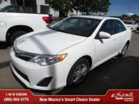 Options:  2014 Toyota Camry|Le 4Dr Sedan|2.5L|4