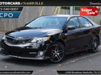 This 2014 Toyota Camry 4dr 4dr Sedan I4 Automatic SE