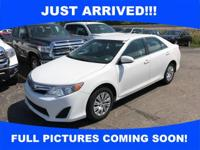 The Toyota Camry has been the number one selling car