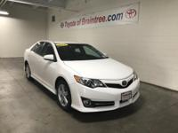 Options:  2014 Toyota Camry Se|Toyota Certified|Carfax
