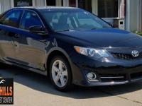 ***One Owner***, **CLEAN AUTO CHECK**, Camry SE, 4D