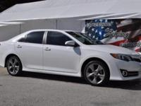 Looking for a clean, well-cared for 2014 Toyota Camry?