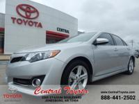 **TOYOTA CERTIFIED** SE! ONE OWNER! CLEAN CARFAX! LOCAL