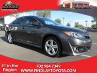 ~ 2014 Toyota Camry SE ~ CARFAX: 1-Owner, Buy Back