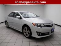 2014 Toyota Camry SE Sport ** ONE OWNER **, ** BACK-UP