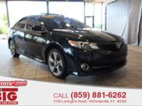 ONE OWNER ACCIDENT FREE CARFAX, REAR BACKUP CAMERA,