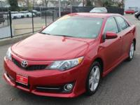 This 2014 Toyota Camry SE Sport is proudly offered by