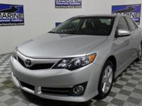 CARFAX One-Owner. Clean CARFAX. Silver 2014 Toyota