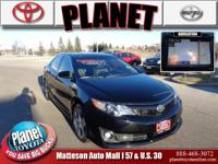 Certified. CARFAX One-Owner. Toyota Certified Used