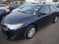 Recent Arrival! 2014 Toyota Camry LE 2014.5Clean