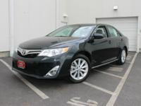 This 2014 Toyota Camry XLE is offered to you for sale