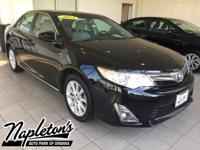 Recent Arrival! Certified. 2014 Toyota Camry in Black,
