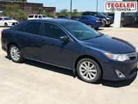 2014 Toyota Camry XLE 2014.5 FWD 6-Speed Automatic 3.5L