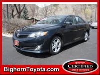 2014 Toyota Camry Sedan L Our Location is: Bighorn