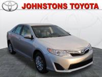 2014 Toyota Camry Sedan LE Our Location is: Johnstons