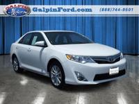 2014 Toyota Camry Sedan XLE Our Location is: Galpin