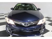 CARFAX One-Owner. Clean CARFAX. Blue 2014 Toyota Camry