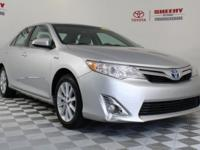 Recent Arrival! 2014 Toyota Camry Hybrid XLE