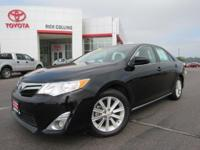 This 2014 Toyota Camry comes equipped with heated