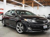 This 2014 Toyota Camry 4dr features a 2.5L 4 CYLINDER