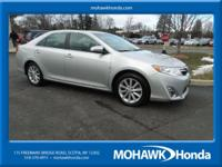 ONE OWNER, CLEAN AUTOCHECK, and LOCAL TRADE. Camry XLE,