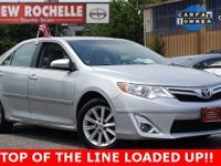 XLE LOADED UP WITH NAVIGATION* LEATHER INTERIOR* HEATED