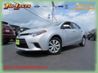 This 2014 Toyota Corolla is offered to you for sale by