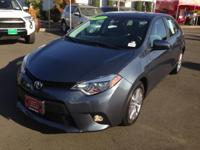 ONE OWNER PERFECT CARFAX!!! JUST ARRIVED TOYOTA COROLLA