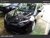 2014 Toyota Corolla Our Location is: Mercedes-Benz Of