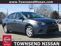 Carfax One Owner - Carfax Guarantee This 2014 Toyota