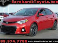We are excited to offer you this *CERTIFIED 2014 TOYOTA