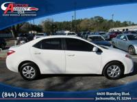 1-owner vehicle with an ACCIDENT FREE CARFAX history