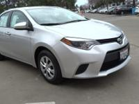 EPA 36 MPG Hwy/27 MPG City! CARFAX 1-Owner. Classic