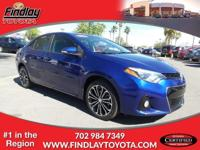 Dealer Certified, CARFAX 1-Owner, ONLY 39,241 Miles! S