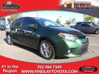 Toyota Certified, ONLY 37,439 Miles! LE Plus trim,