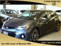 Jim Falk Lexus of Beverly Hills normally sends non
