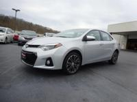 Clean CARFAX. CARFAX One-Owner. 2014 Toyota Corolla