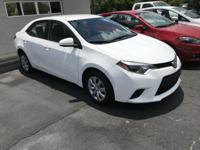 2014 Toyota Corolla L, ** 4D Sedan ** SUPER LOW MILES