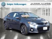 2014 Toyota Corolla LE 4D Sedan LE Our Location is: