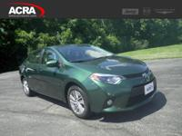 Used Toyota Corolla, options include: Alloy Wheels, a