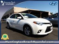 This 2014 Toyota Corolla LE ECO Plus will sell fast