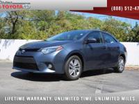 2014 Toyota Corolla LE ECO Premium, *** 1 FLORIDA OWNER