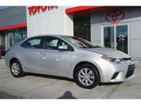 1ST YEAR MAINTENANCE IS FREE 2014 Toyota Corolla LE FWD