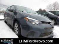 Check out this impressive 2014 Toyota Corolla . Window