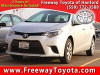 This superb 2014 Toyota Corolla is the low-mileage car