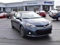 This outstanding example of a 2014 Toyota Corolla LE is