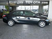 PREMIUM & KEY FEATURES ON THIS 2014 Toyota Corolla