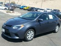 2014 Toyota Corolla LE Plus For Sale.Features:Front