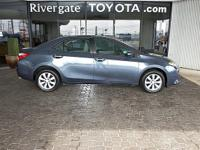 CarFax 1-Owner, LOW MILES, This 2014 Toyota Corolla LE