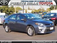 *ONE AT THIS PRICE*. Corolla LE Plus and Toyota